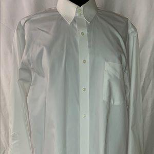 Geoffrey Beene Mens Dress Shirt 16 1/2 32/33 #N1